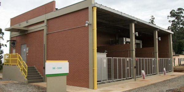 Petrobras - REVAP - Subestações SE-5101 13,8 kV
