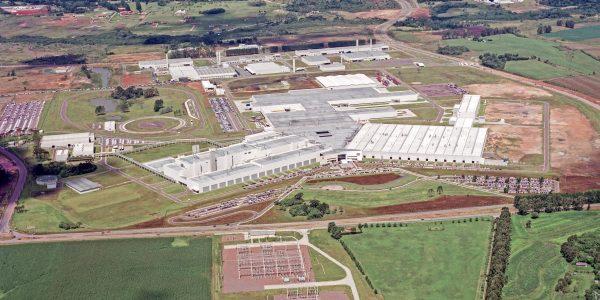 Volkswagen - Edifício de Montagens